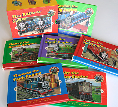 The Railway Series Collector's Box